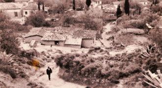 Αποτύπωση του χωριού προς Παλιοχώρι