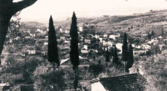 Αποτύπωση του χωριού