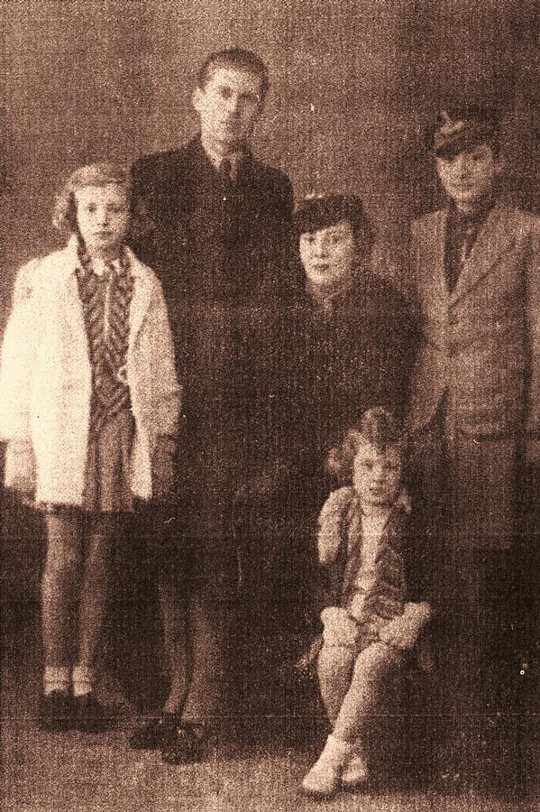 Οικογένεια Σωτήρη Παλαιολόγου