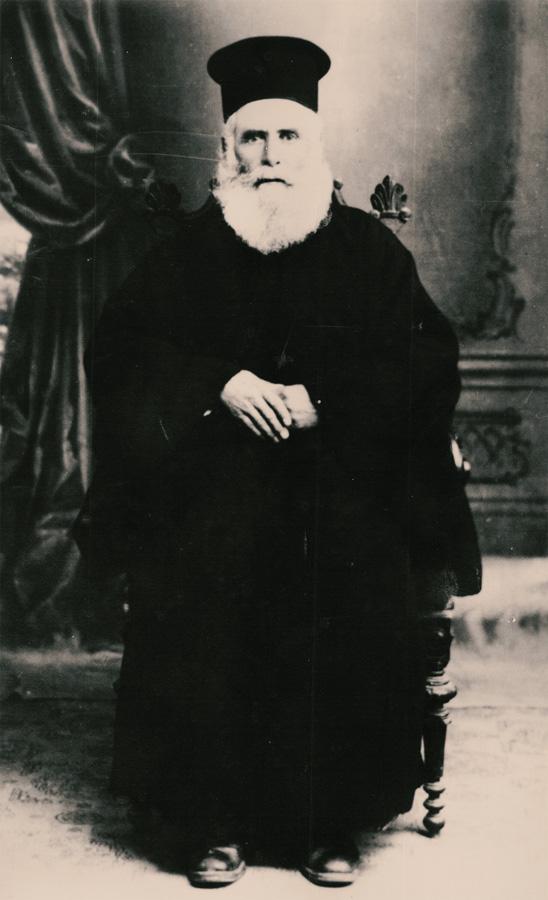 Ιερέας Δημήτριος Αγγελόπουλος
