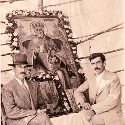 Πανηγύρι Μάι Νικόλα στην Αγία Μαρίνα