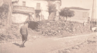 Κεντρικός δρόμος προς το κοιμητήριο