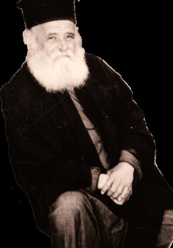 Ιερέας Γεώργιος Σταλιάς