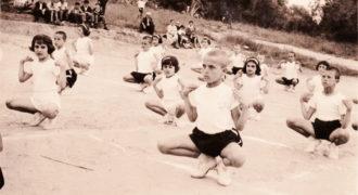 Γυμναστικές επιδείξεις δημοτικού σχολείου - 1