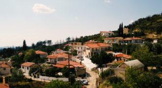 Βόρειο τμήμα του χωριού