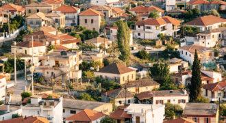 Κεντρικό τμήμα του χωριού