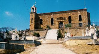 Ι.Ν Αγίου Νικολάου - Κοιμητήριο