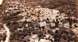 Αεροφωτογραφία του χωριού
