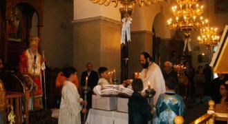 Αρτοκλασία στη γιορτή του Ιερού Ναού Αγίων Θεοδώρων 2017