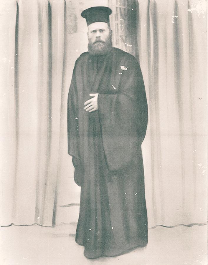 Ιερέας Γεώργιος Μπαλοδήμος