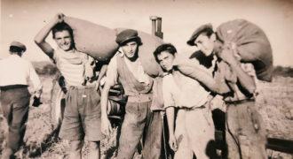 Αγροτικές εργασίες στο Λιθαρό