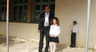 Ο τελευταίος δάσκαλος του σχολείου