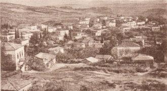 Το Κολύρι σε καρτ-ποστάλ του 1900