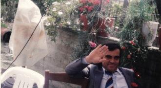 ΠΑΣΧΑ ΣΤΟ ΚΟΛΙΡΙ - ΑΕΙΜΝΗΣΤΟΣ ΣΤΑΘΗΣ ΔΗΜΗΤΡΑΚΟΠΟΥΛΟΣ ΠΡΟΕΔΡΟΣ ΤΟΥ ΧΩΡΙΟΥ